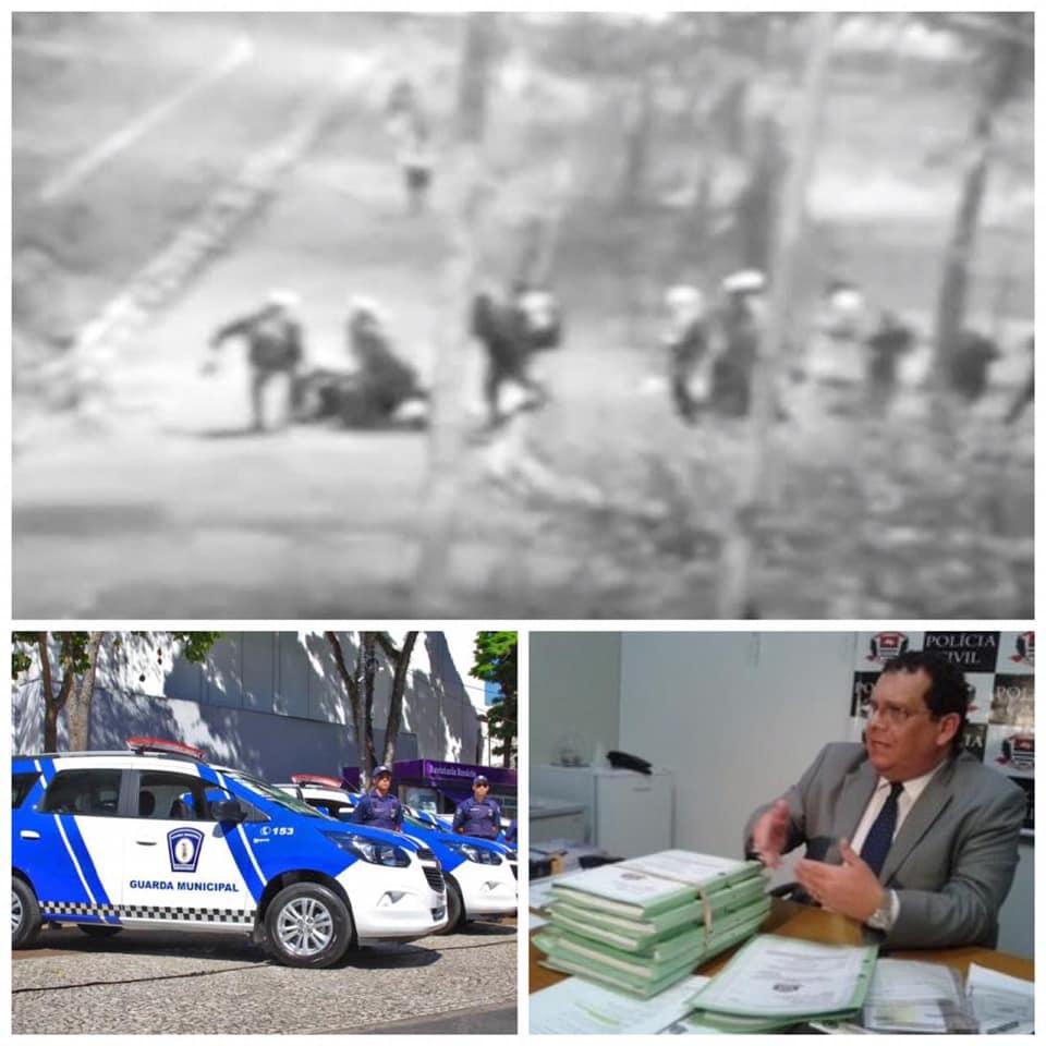Polícia Civil de Mogi deve processar agressores da Guarda Civil Municipal por tentativa de homicídio