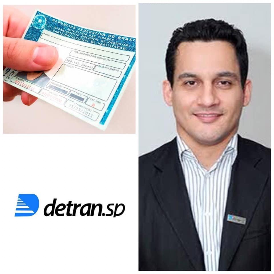 Diretor do Detran-SP, Raul Vicentini, esclarece como está o funcionando do atendimento durante a pandemia