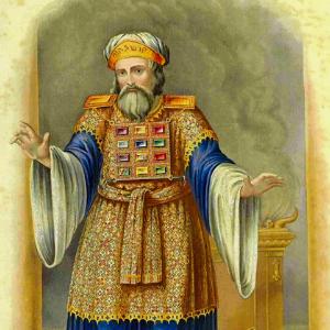 Mensagem de fé e oração: Santo Aarão