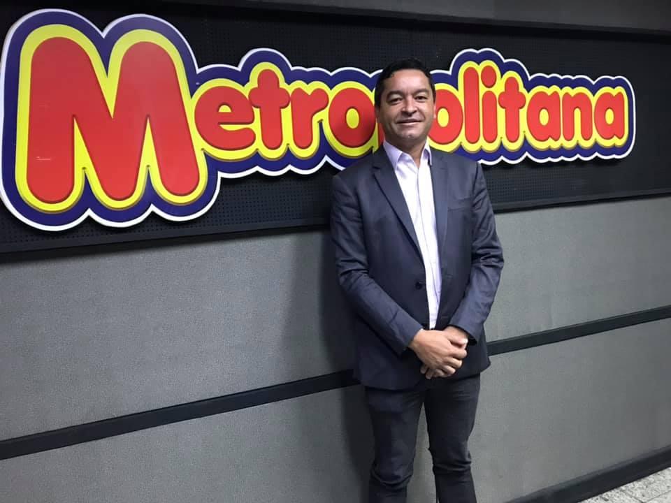 Prefeito de Salesópolis, Vanderlon Gomes, comenta como a cidade está enfrentando a crise da Covid-19