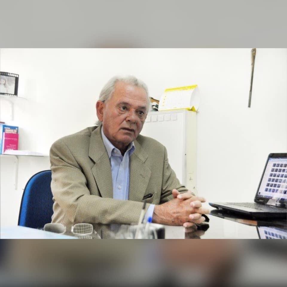 Nota de Falecimento ao médico Roberto Luiz dos Reis Zanetta