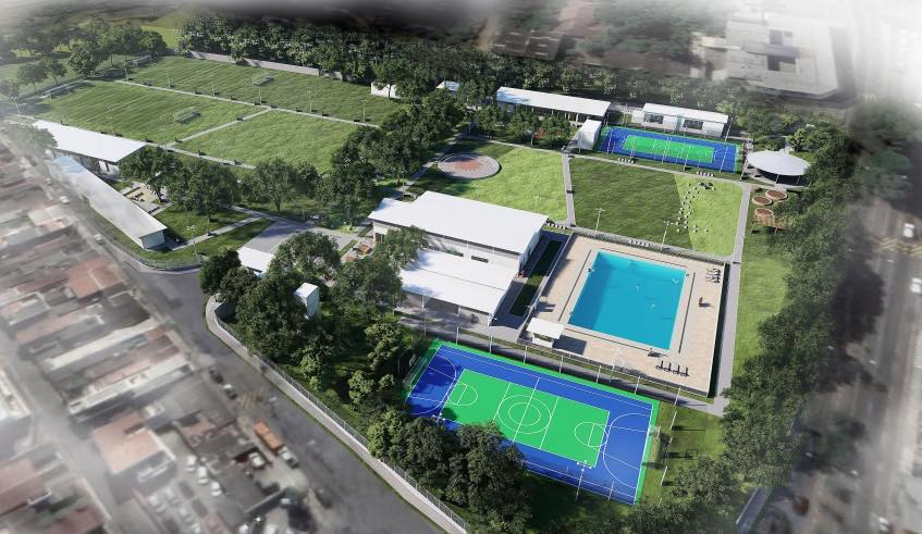 Sesc apresenta futuro Centro Cultural e Esportivo de Mogi das Cruzes