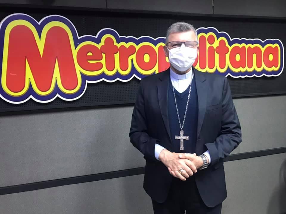 Bispo de Mogi, D. Pedro Luiz Stringhini, comenta sobre a importância da fé durante o isolamento social