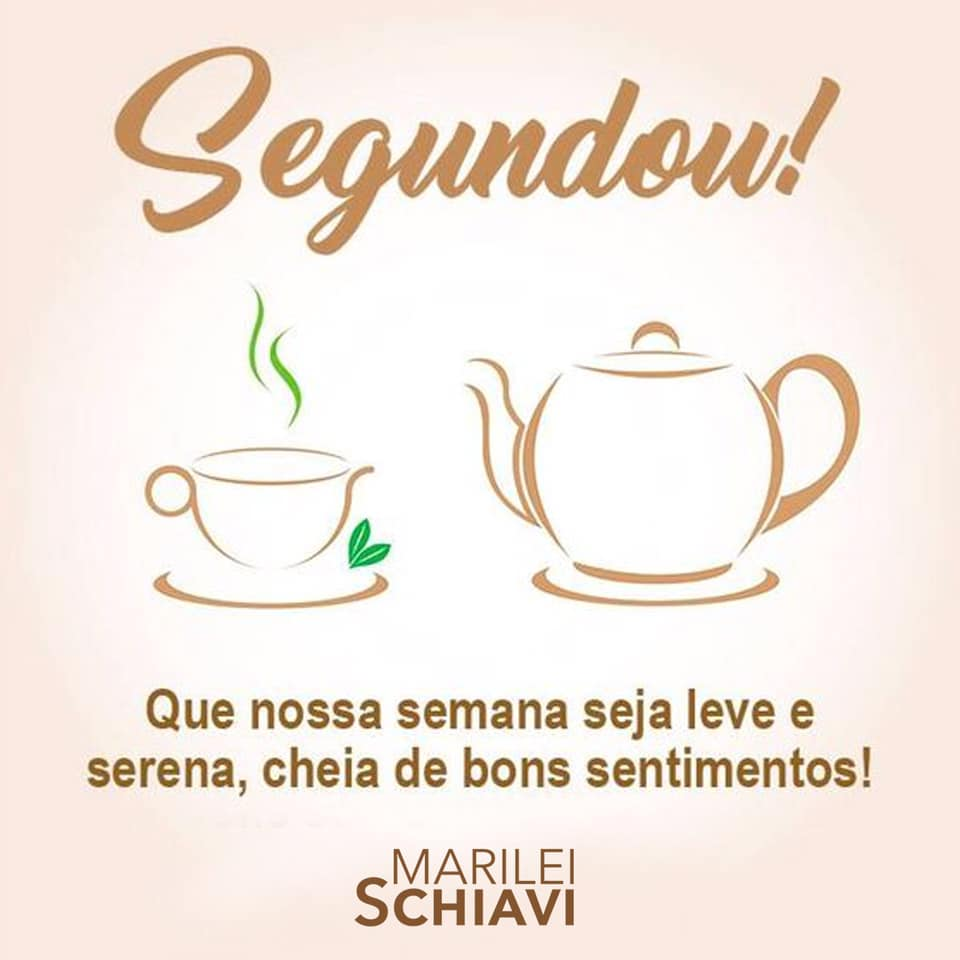 Bom dia!!! Hoje é segunda-feira, dia 14/09/2020