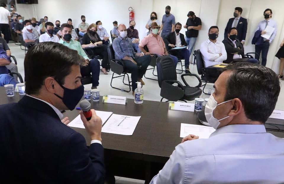 Condemat anuncia que vai mobilizar lideranças para assegurar manutenção da estrutura da Secretaria de Estado da Agricultura