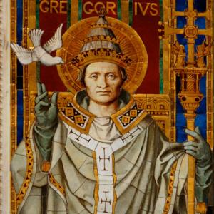 Mensagem de fé e oração: São Gregório Magno