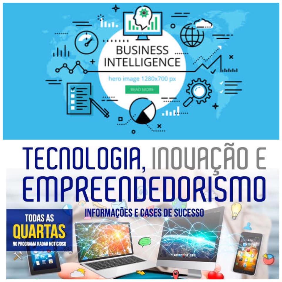 """Business Intelligence: ouça no quadro """"Metropolitana Tecnologia, Inovação e Empreendedorismo"""""""