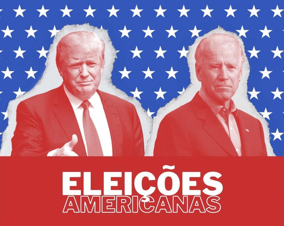 Eleições Americanas: Disputa entre Trump e Biden