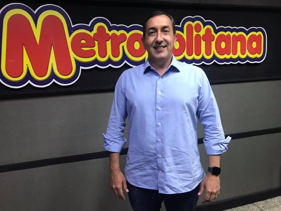 Eleições 2020: entrevista com o candidato à reeleição da Prefeitura de Mogi, Marcus Melo