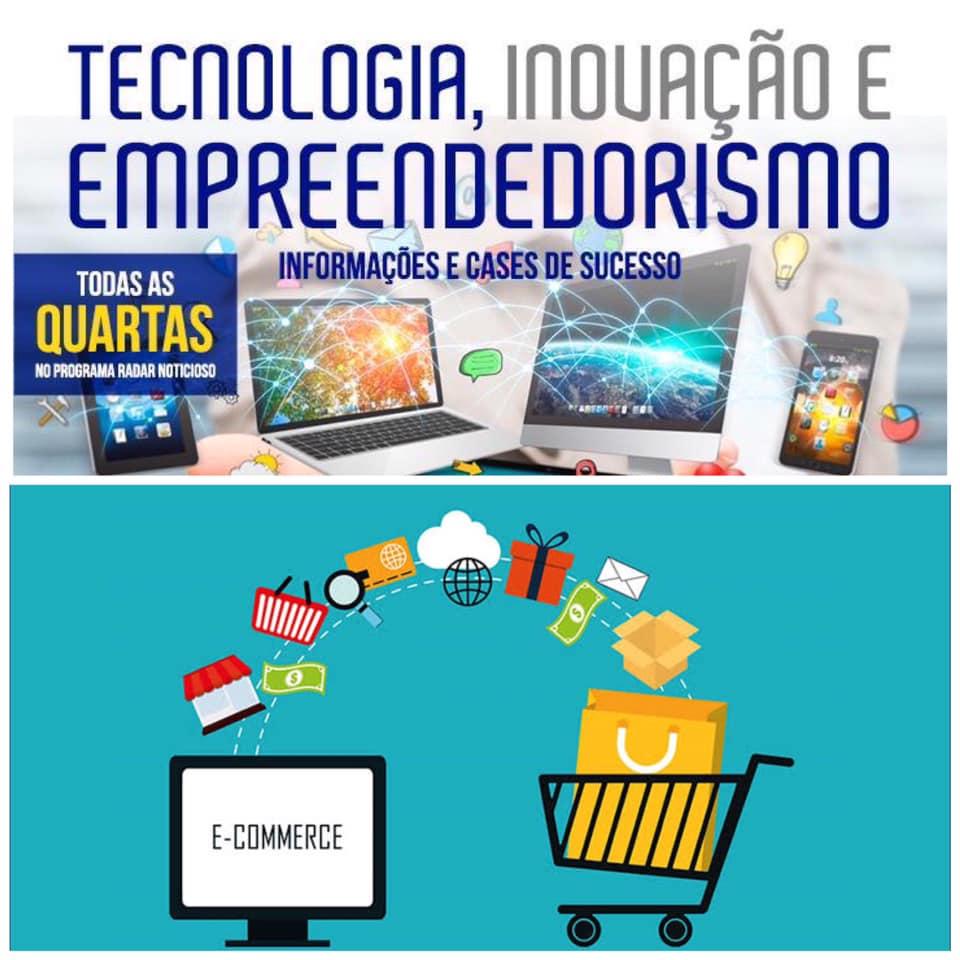 """Tendências do e-commerce no Brasil; ouça """"Metropolitana Tecnologia, Inovação e Empreendedorismo"""""""