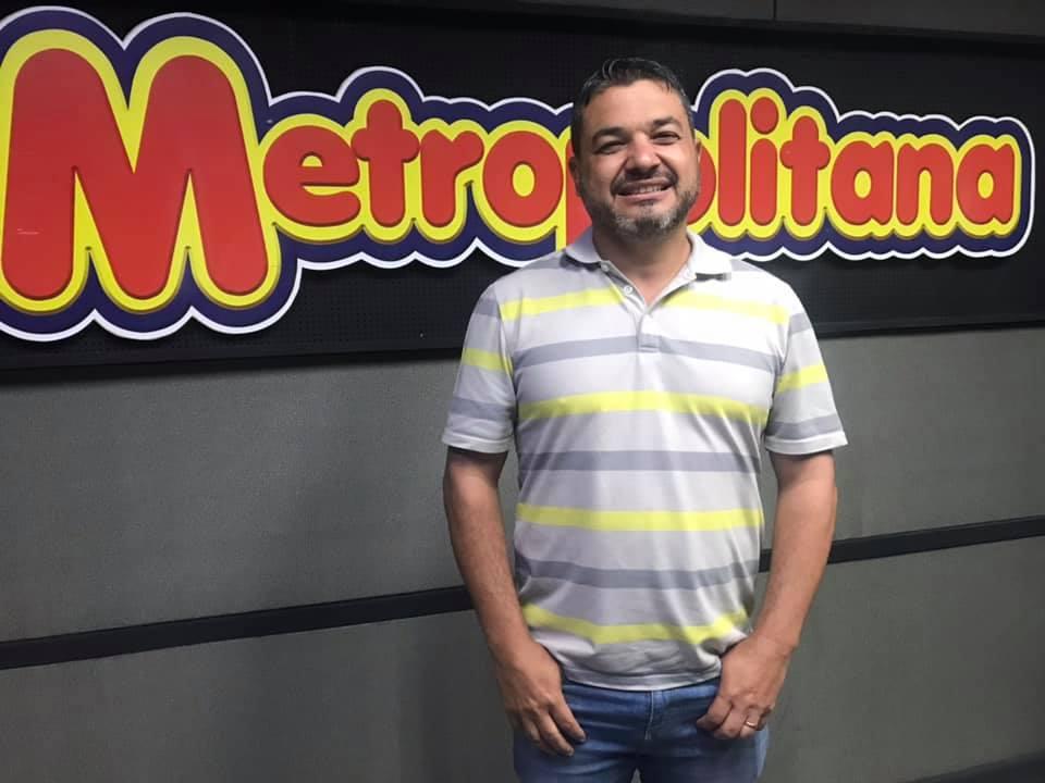 Eleições 2020: entrevista com o candidato à Prefeitura de Mogi, Rodrigo Valverde