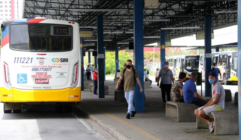 Tarifa de ônibus em Mogi das Cruzes não terá aumento em 2021