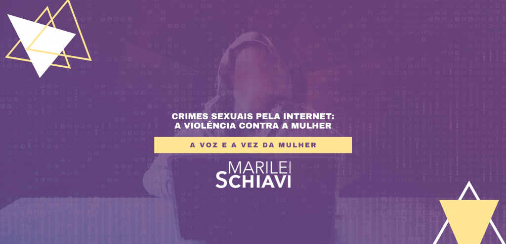 Crimes sexuais pela internet: a violência contra a mulher