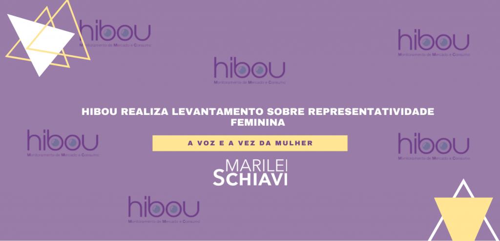 Hibou realiza levantamento sobre representatividade feminina