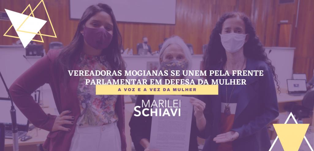 Vereadoras de Mogi se unem por políticas de empoderamento feminino
