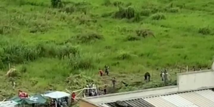 Membros do MST invadem área do distrito de Brás Cubas