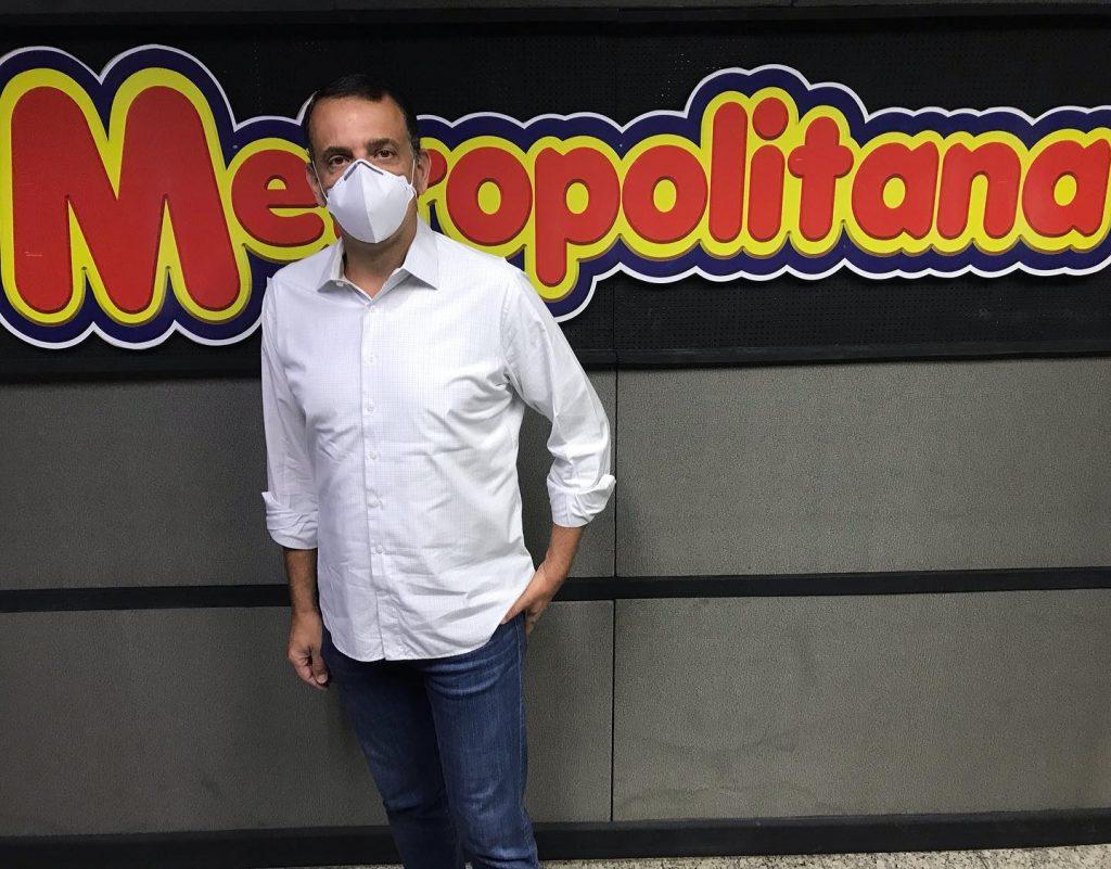"""""""Era para o Brasil todo estar concentrado em uma única coisa: conquistar vacinas"""""""